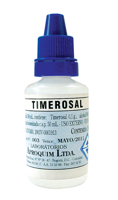 Vacunas... Timerosal