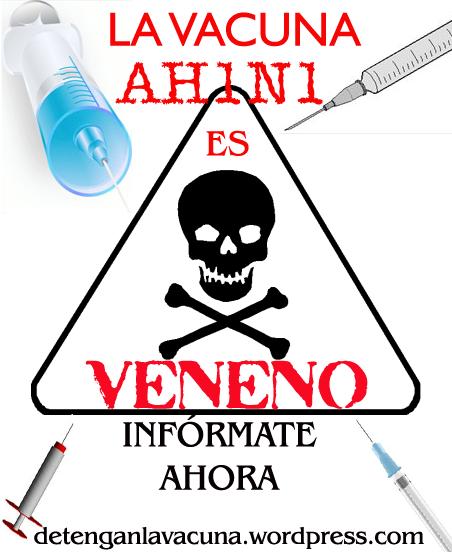 Vacuna contra Gripe AH1N1 Causa Trastornos Crónic