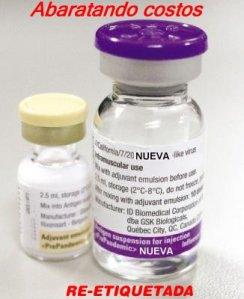vacuna unica