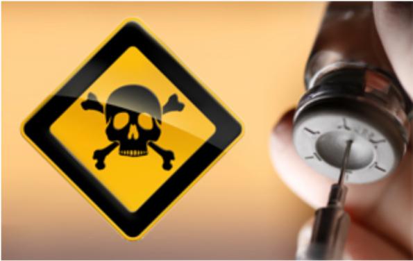 Resultado de imagen para vacunas y contenido toxico